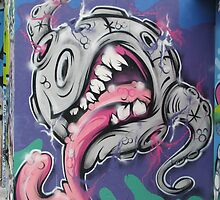 Gnarly and Demented by Megs by Jeffrey Hamilton