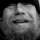 SMILING HOMELESS by Leroy Skalstad