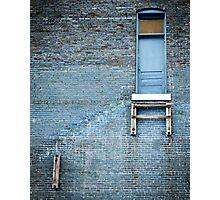 Door to Nowhere Photographic Print