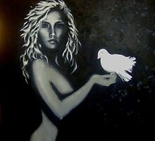 Innocence, Hope & Beauty by wendy kernan