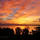 Sunset Nelson Bay by louise1876