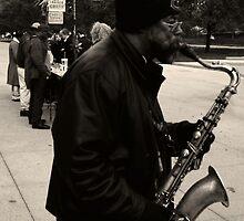 Street music by JenD