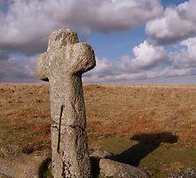 Dartmoor: Crosses Series - Skaur Ford  by Rob Parsons