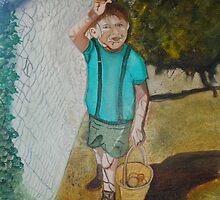 Mischief lepercaun  by Diane (Dee) Duran