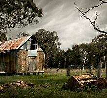 Shack I by Alex  Cowley