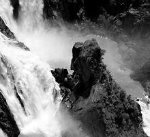 The Baron falls Kuranda FNQ by robmac