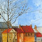 Old Town, Winchester, Virginia by sally seabright