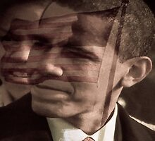 The 44th President of the United States of America - Barack H Obama by bahketni