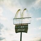 Golden Arches by brenda mangalore