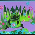 Frannie the Frog by Lisa  McHugh
