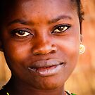 Series: Faces of Meponda, Mozambique #3 by Tim Cowley