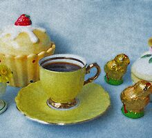 Easter coffee by Paola Svensson