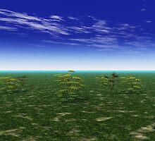 Lush Landscape by dmark3