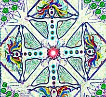 Rainbow Masters by tkrosevear