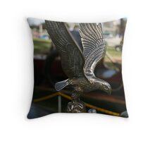 Hudson Super Six - Eagle Throw Pillow