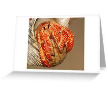 Hermit Greeting Card