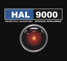 HAL 9000 by superiorgraphix