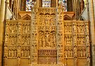 Reredos: Truro Cathedral Cornwall UK by DonDavisUK