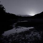 Sunset on Abel Tasman by raoulphoto