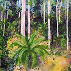 Cycads - outback paradise by Ciska