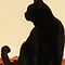 &quot;Silhouette of a Cat&quot; - Scaramouche, Scaramouche, will you do the Fandango by taiche