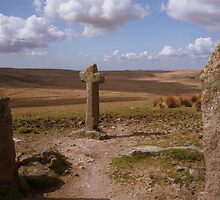 Dartmoor: Crosses Series - Mount Misery  by Rob Parsons