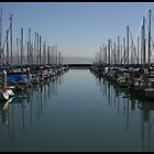 San Francisco marina by Coastalbloke