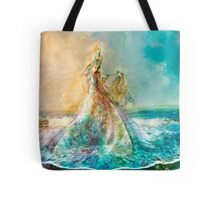 The Shell Maiden Tote Bag