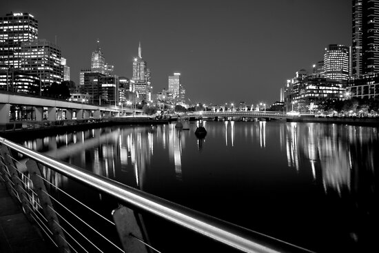 Mono Melbourne by Alistair Wilson