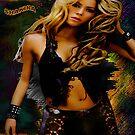 Shakira, Ooh la la! by artyrau