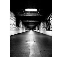 South Kensington Tunnel Photographic Print