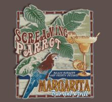 screaming parrot lounge by redboy
