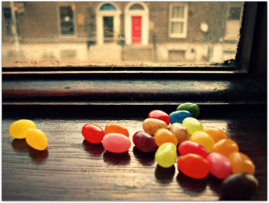 Jellybeans  by Gillian Villa