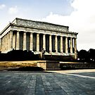 Lincoln Memorial - Washington DC by Christopher Morrow