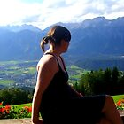 the alps&me by crossingcolors