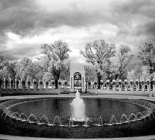 World War II Memorial, Washington, D.C. by Carol M.  Highsmith