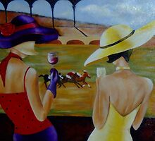 A day at the races by wendy kernan