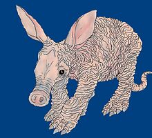 A is for Aardvark by redqueenself
