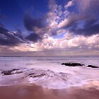 Cape Woolamai Beach, Philip Island, Australia by Michael Boniwell