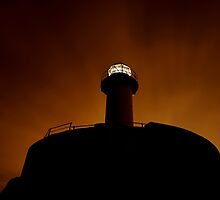 South Gare Lighthouse - Night by PaulBradley