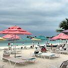 White Beach In Full Colors by terrebo