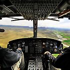 Cockpit wide angle by craig siepman