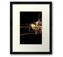 Crazy City 32 Framed Print