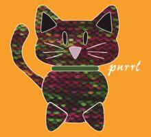 Knitty kat by Trish Peach