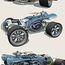 The Geiger Recumbent Roadster by Syd Baker