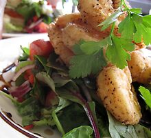 Salt and Pepper Prawns by Heather Blacklock