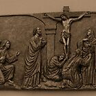 The Crucifixion by Marie Sharp