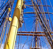 Tall Ships by Strafford Stark