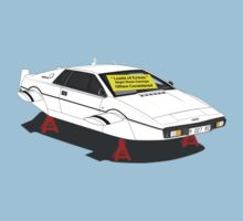 1976 Lotus Esprit - Slight Water Damage by Matt Simner