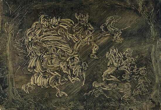 Walpurgis Nacht by Peter Searle ( the Elder )